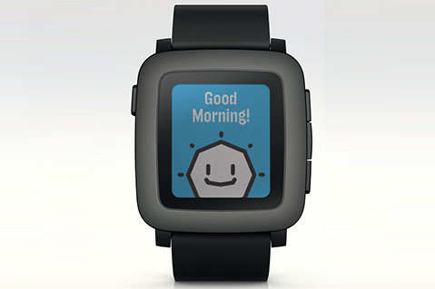Tech Tidbits: New Pebble Watch Announced