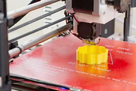 Counselor Commentary: The Intrigue Of 3D Printing