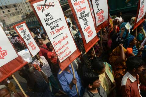 Rana Plaza Victims Sue Retailers