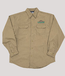 Get the Job Done in a Rugged Workshirt