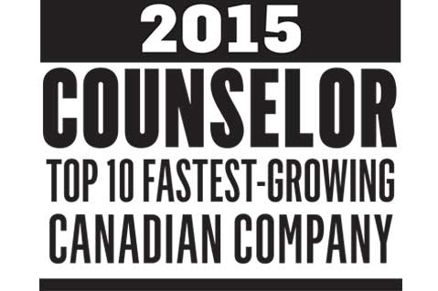 Fastest-Growing Canadian Companies Announced