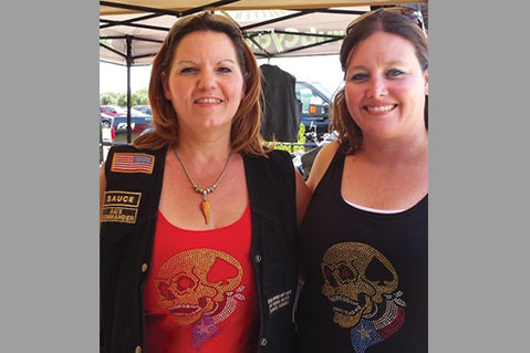 Billing Scores With Women in Motorcycle Club