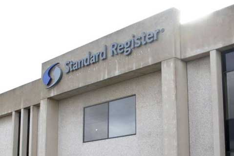 Standard Register Sues Former Employees