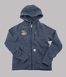 Warm Up With a Fleece Hoodie
