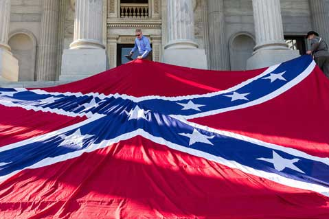 Industry Suppliers Halt Confederate Flag Sales