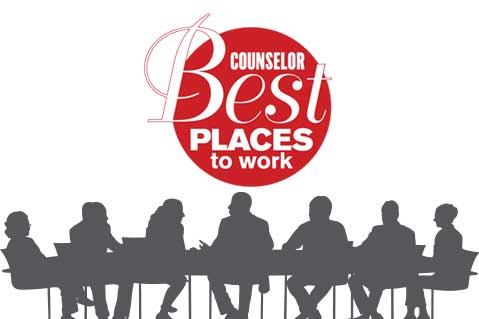2015 Counselor Best Places to Work