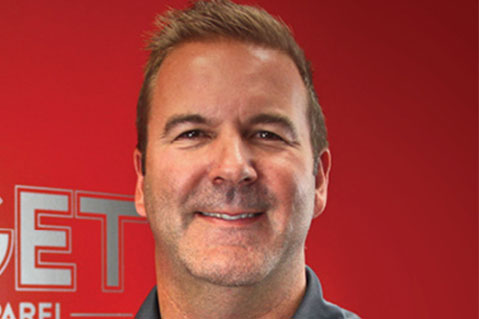 Q&A: Steve Kanney, Target Decorated Apparel