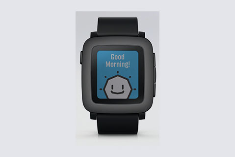 Review: Pebble Time Has Charm