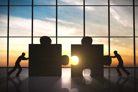 M&A Activity Nears Record In 2015