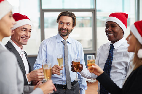 Company Holiday Parties Remain Popular